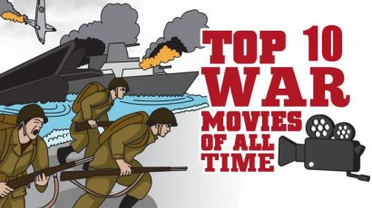 Top 10 War Movies of all Time