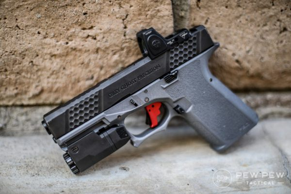 Grey Ghost Precision 19 with P80 Kit and RMR Mod 2