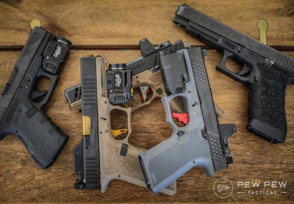 All Tested Glock Triggers