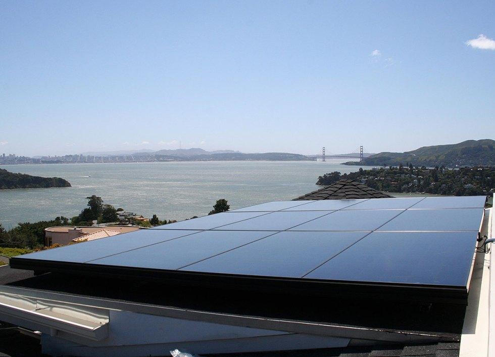 Residential Solar, Solar PV, Marin County, American Solar, SUNPOWER