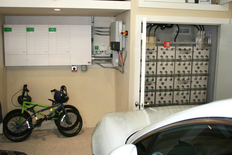 Scott Street Garage 1200