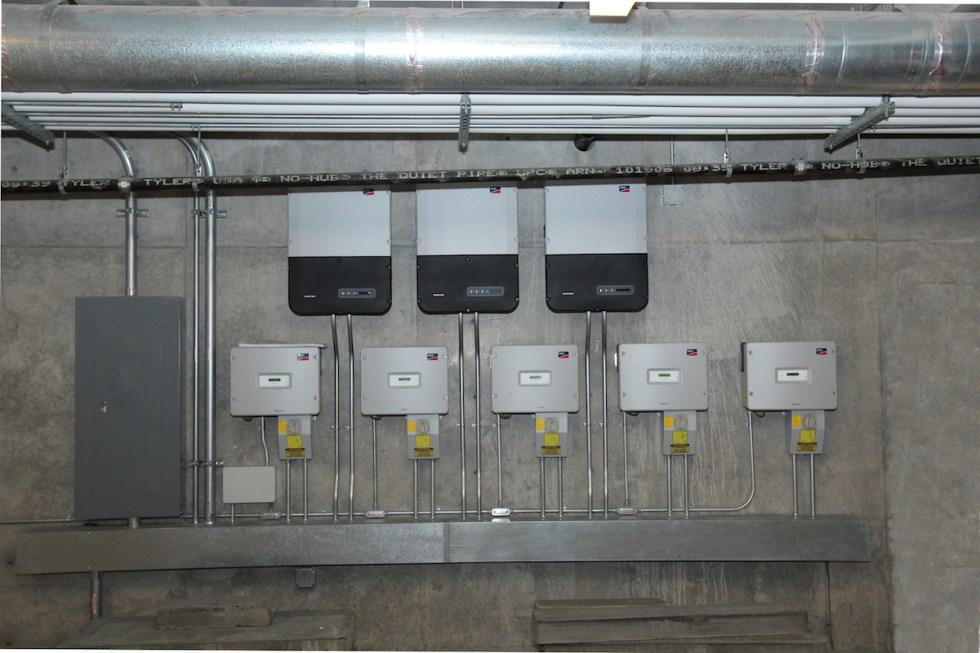 Garage Inverters 1200