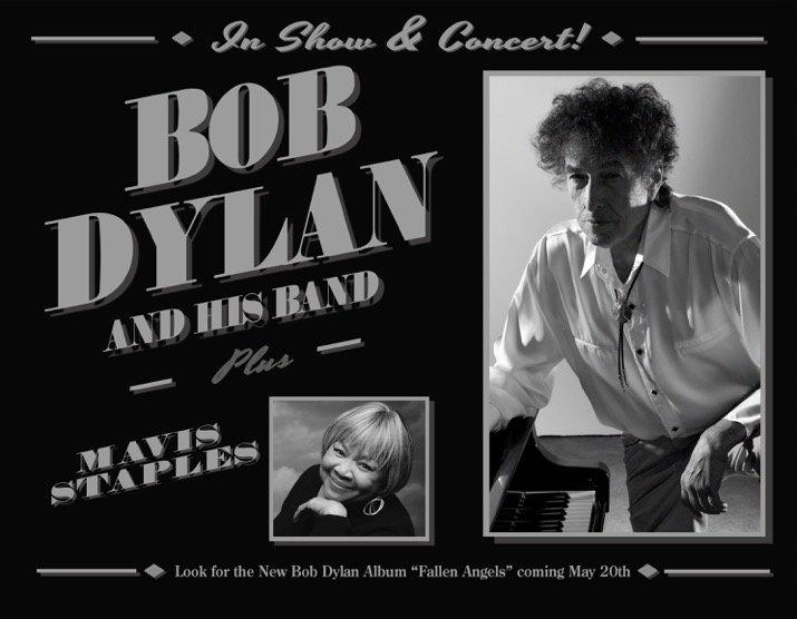 Bob Dylan Announces Summer Tour New Album American