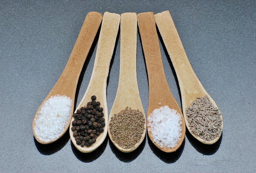 Sorghum Spoon