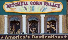 Corn Palace. Mitchell, South Dakota Front View. September, 2009. Photo by Carol Highsmith.