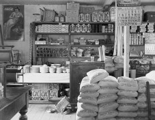 General Store Moundville, Alabama. July,1936. Photo by Walker Evans.
