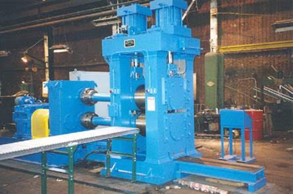 Three Types Of Rolling Mills