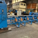 Edging Services Machine