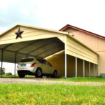fancy Metal Carport
