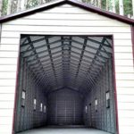 RV carport Storage
