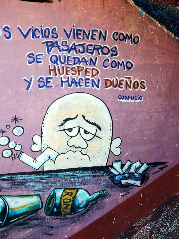 Artist Studio Wall, Havana