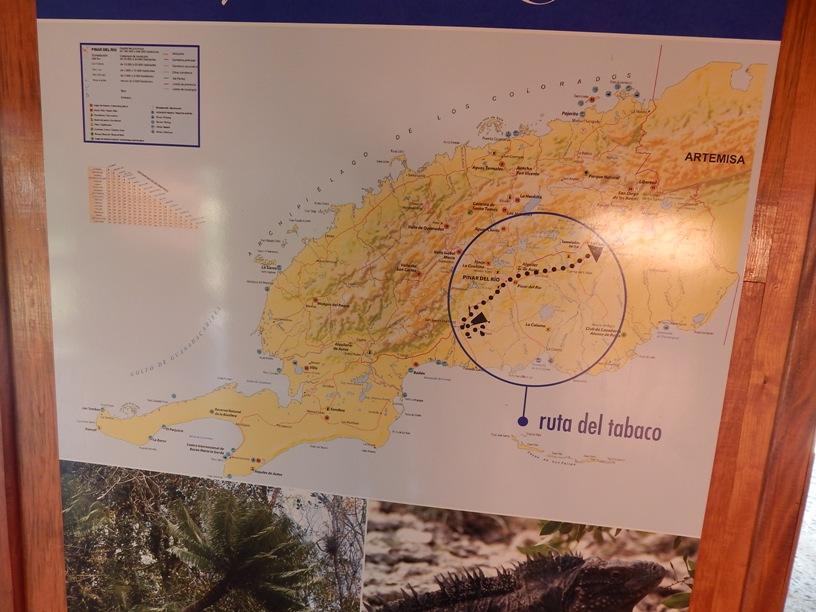 The Tobacco Route, Pinar del Rio,Cuba