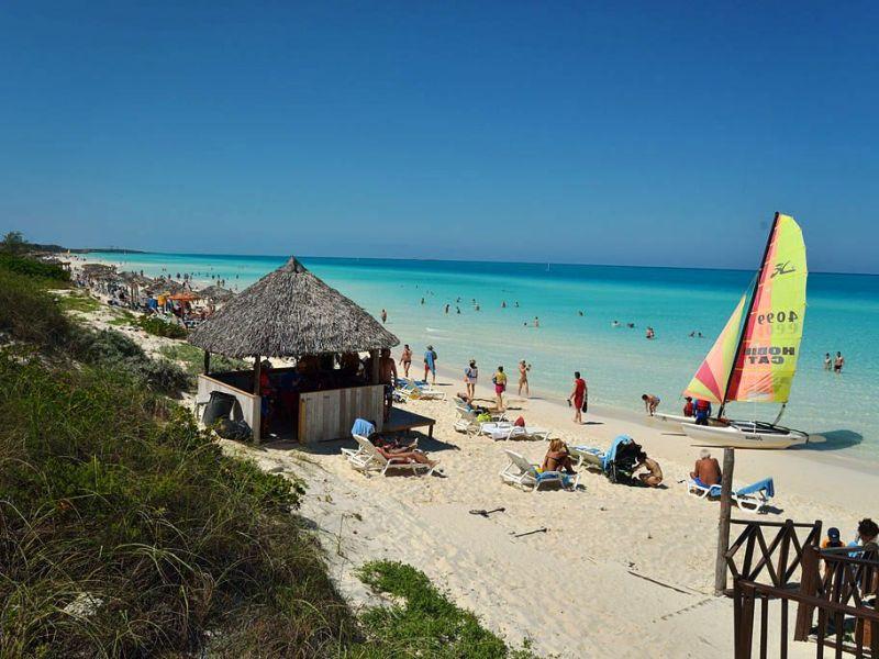 Cayo Santa Maria Beach, Villa Clara, Cuba