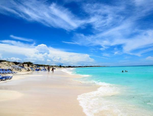 Cuba destination, Cayo Santa Maria Beach