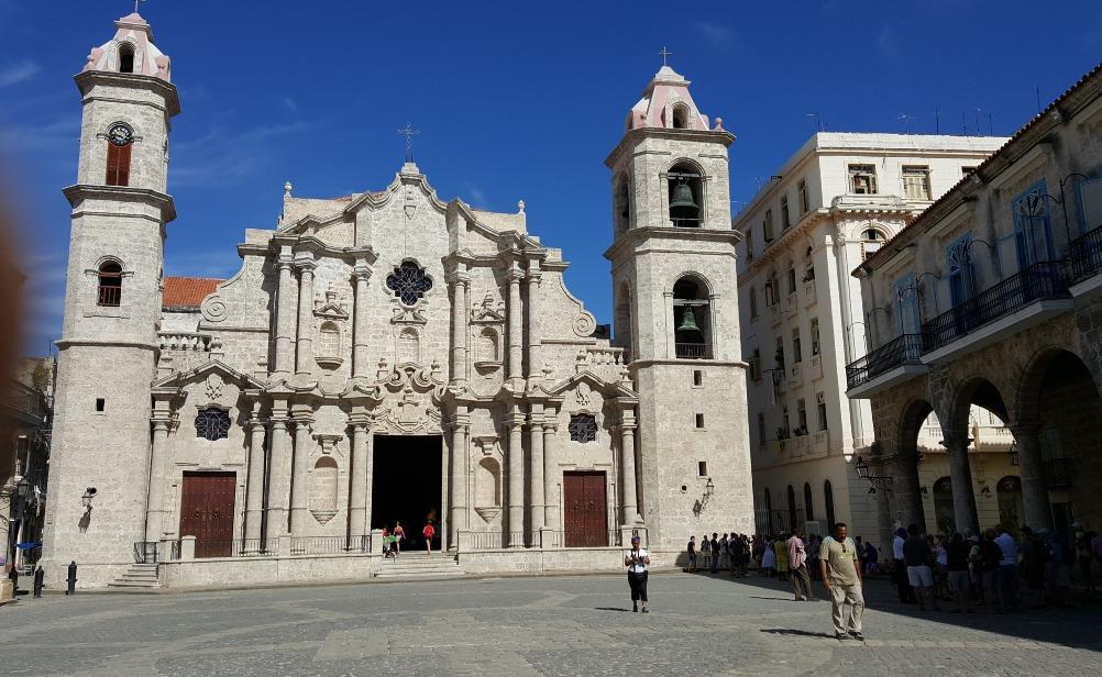 Catedral de San Cristobal de la Habana
