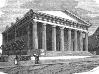 Second Bank of the United States, built on Hamilton's principles.