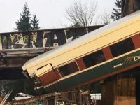 The recent Amtrak derailment in Washington State--the result of infrastructure on the cheap.
