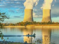The Watts Bar nuclear plant, one of three run by the TVA.