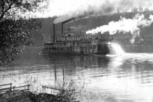 Steamboat Case Clears Way for American System