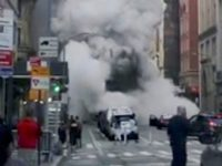 Steam pipe explodes in Manhattan July 19.