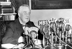 FDR: Leadership in a Time of Crisis