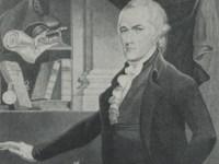 Alexander Hamilton at the Treasury