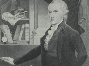 Alexander Hamilton Becomes Treasury Secretary