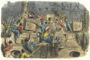 The 1770 Indian Famine and the American Revolution