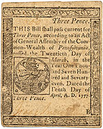 Ben Franklin on the Issue of Credit