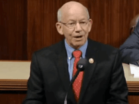 Congressman Peter DeFazio (D-OR) addresses Congress.