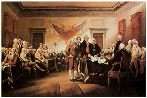 The Fight Behind the Declaration