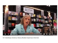 Author Spannaus Interviewed at New York BookExpo, May 2019