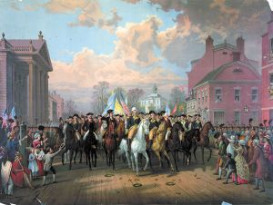 A 1783 Thanksgiving: Evacuation Day
