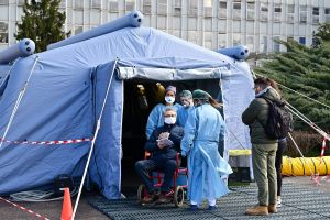 The Virus in Italy: A Firsthand Report