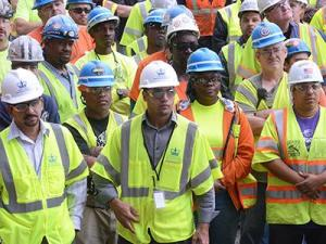 Minority Contractors Want an Infrastructure Bank