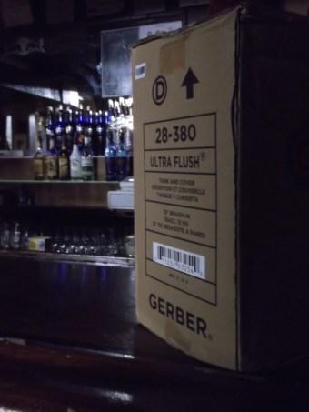 gerber 28-380 ultra flush boxed