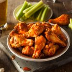 Pittige Homemade Buffalo Wings