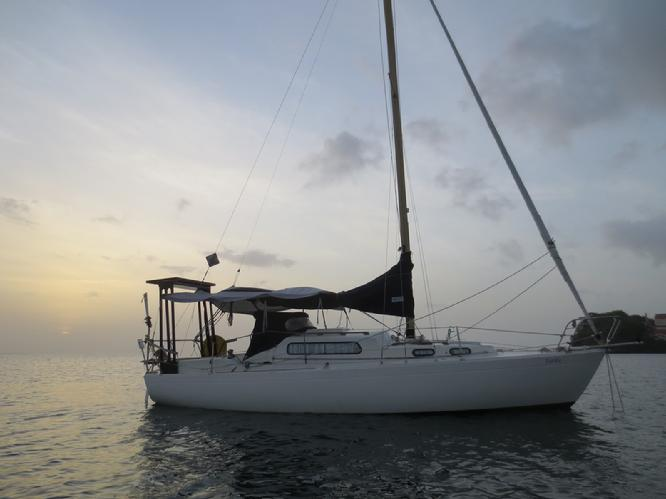Albin Vega 27 Sailboats For Sale Fine Small Yachts To