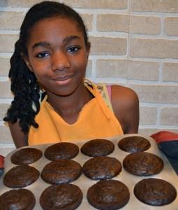 American Vegan Society Chocorange Cupcakes