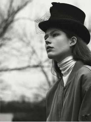 Vogue Paris - Mikazou Teddt & Massachussets T-shirt