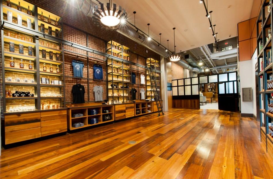Michter's Fort Nelson Distillery Gift Shop1