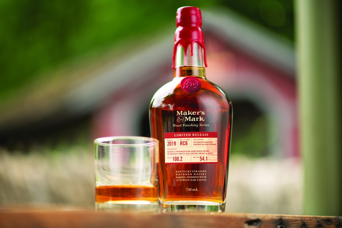 Say hello to Maker's Mark's first nationally available limited release Bourbon �C American Whiskey Magazine1200 x 800 jpeg 105kB