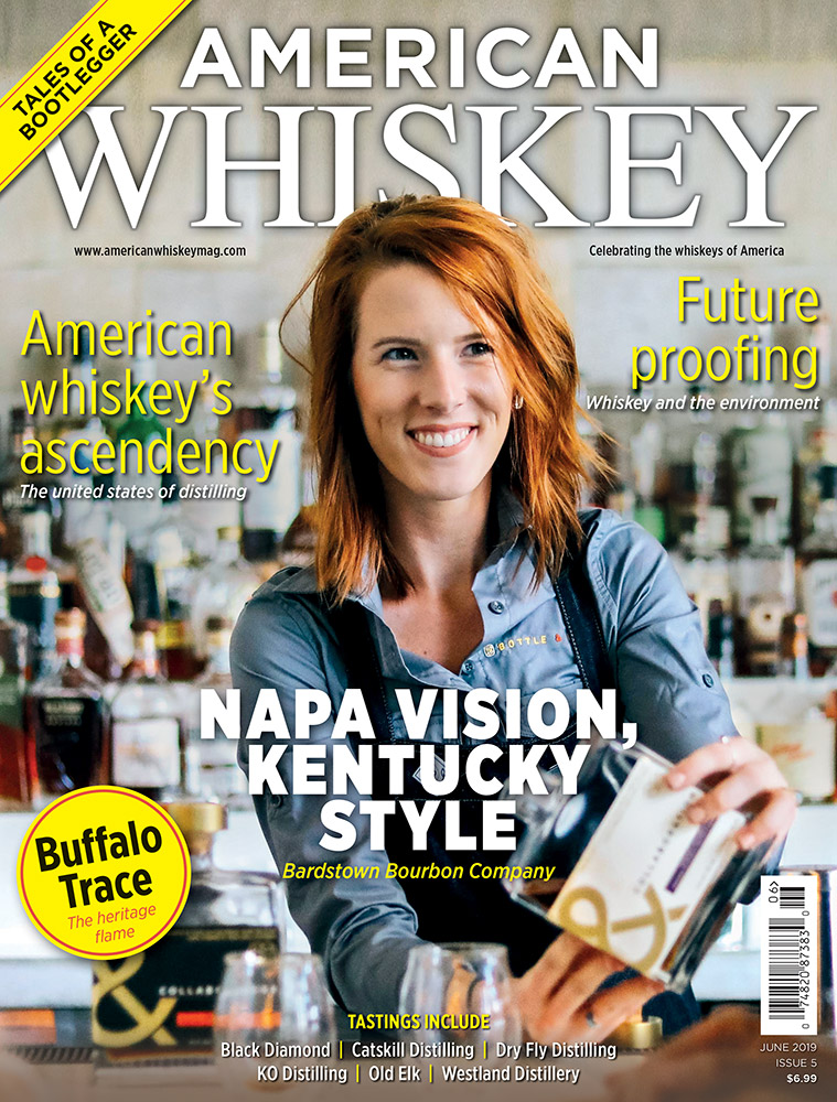American Whiskey – Issue 5 cover