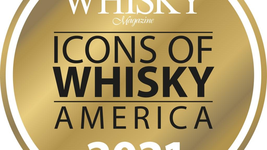 Icons of Whisky America logo