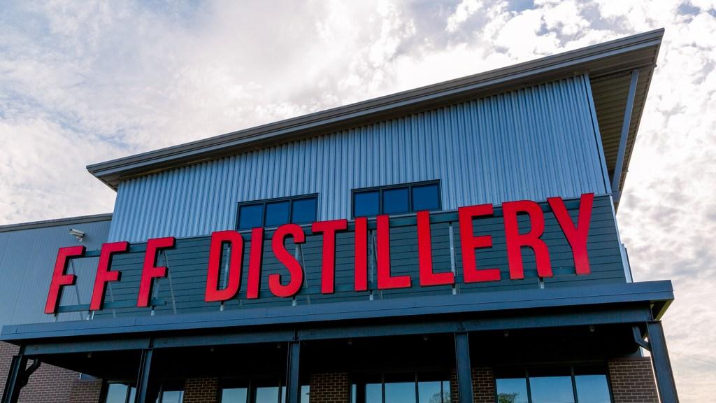 Three Floyds Distillery