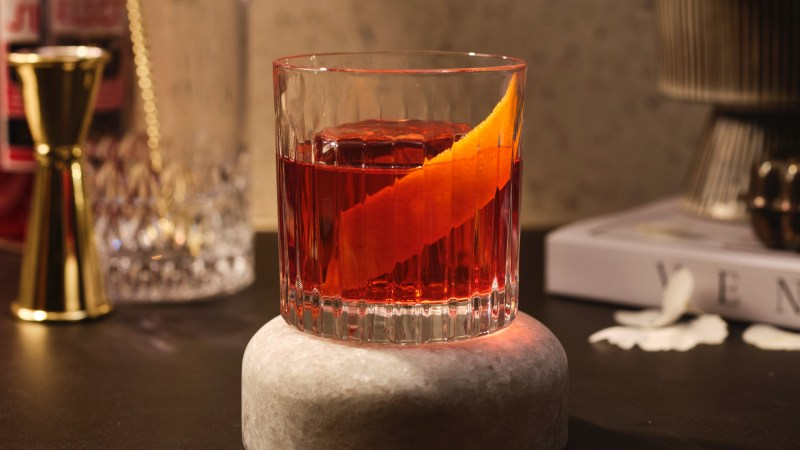 Friday Cocktail - Boulevardier