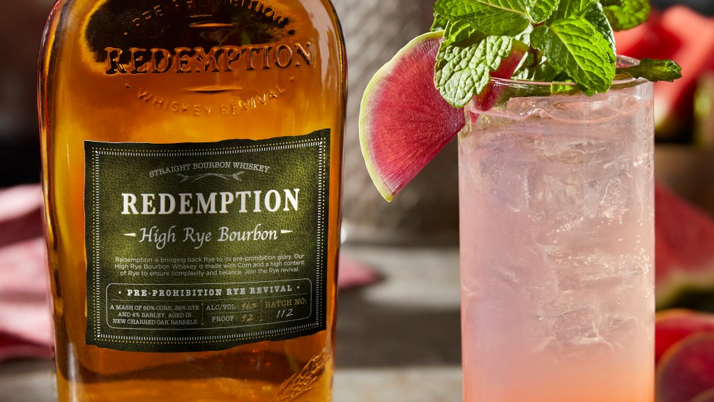 Friday Cocktail - Redemption