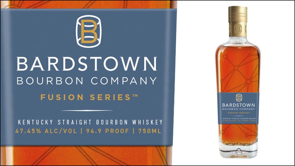 Bardstown Bourbon Company Fusion Series