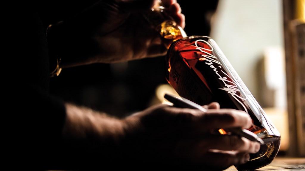 Distillery 291 signed bottle