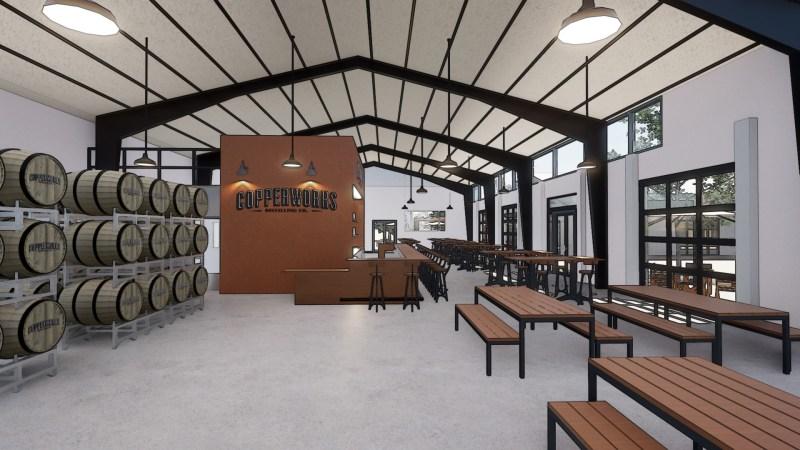 Copperworks Distilling Co. plans